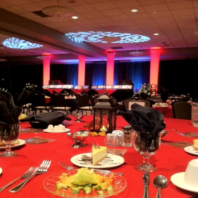 Wedding Reception Event Services
